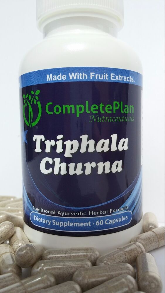 how to eat triphala churna