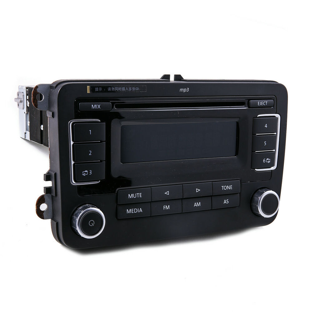 car radio usb aux cd player mp3 rcd030 fit vw tiguan. Black Bedroom Furniture Sets. Home Design Ideas