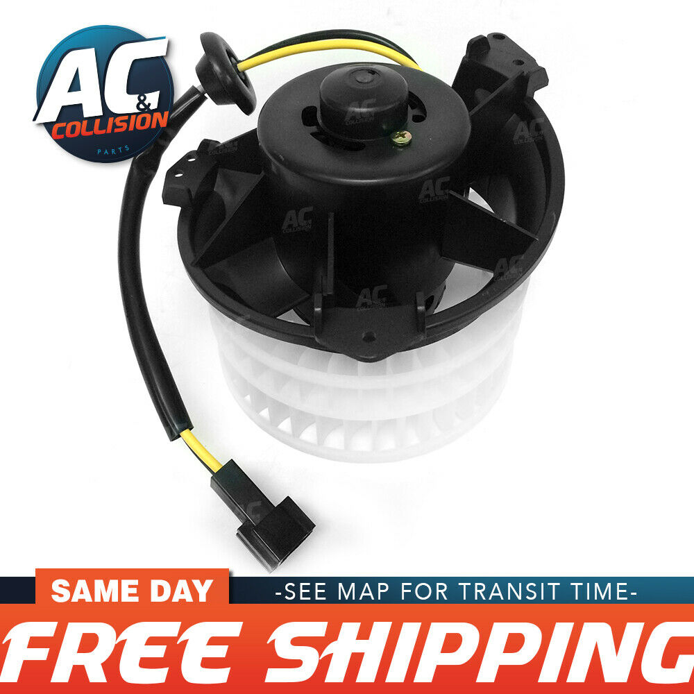 Dgf001 ac heater blower motor for dodge grand caravan for Blower motor dodge caravan