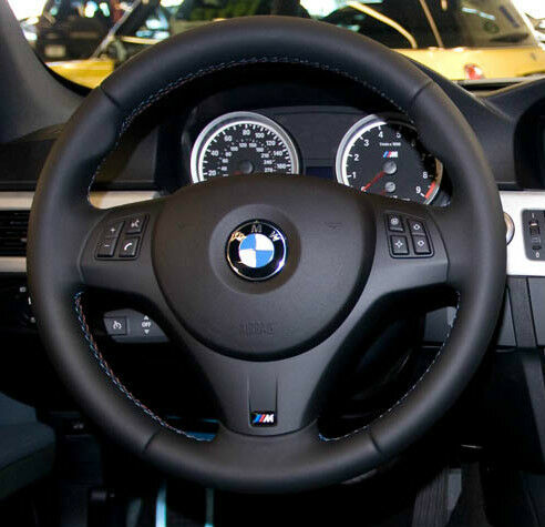 bmw brand genuine m3 e90 e91 e92 e93 sport steering wheel. Black Bedroom Furniture Sets. Home Design Ideas