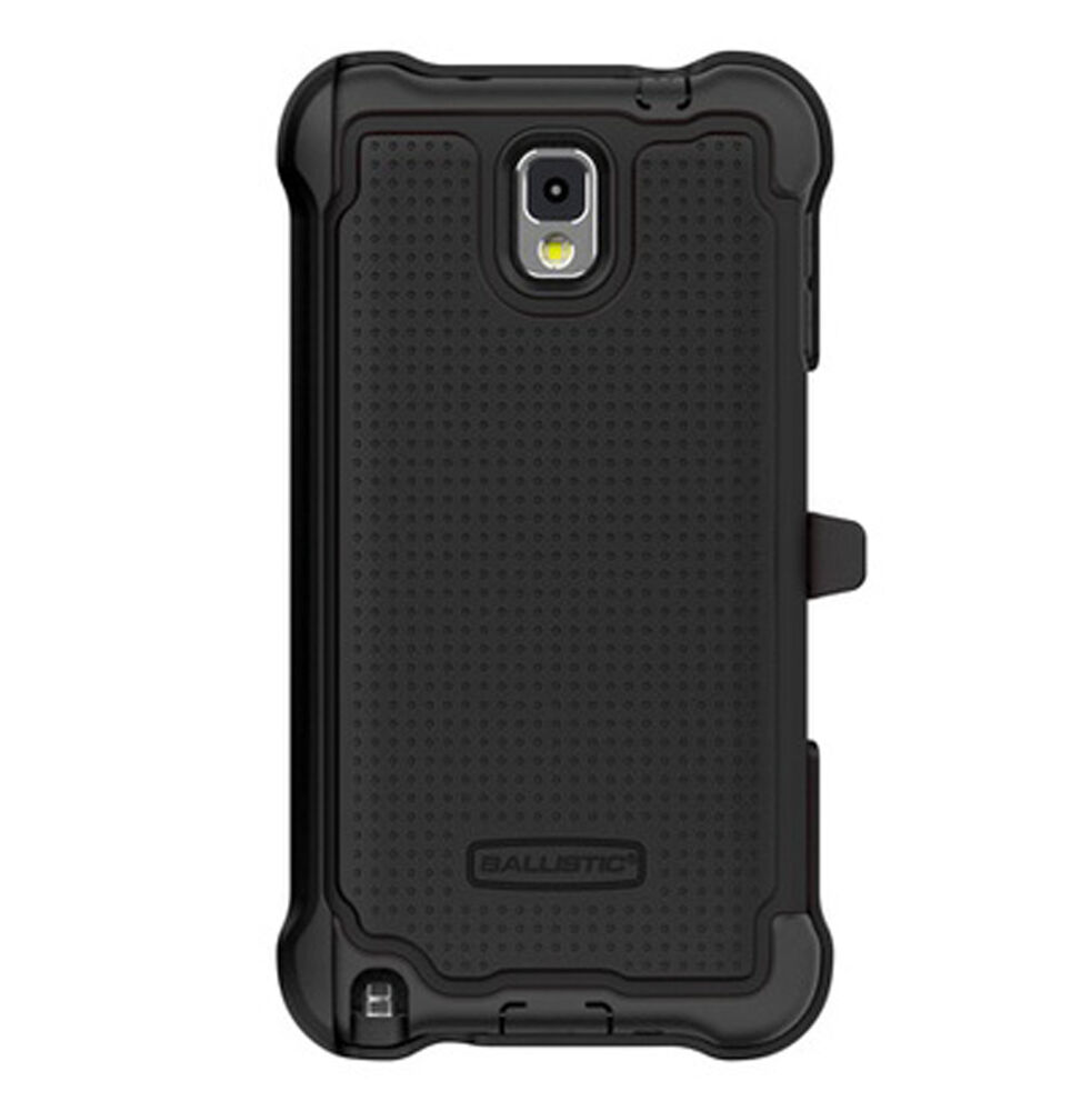 Ballistic SX1259-A065 MAXX Case with Holster for Samsung Galaxy Note 3 ...