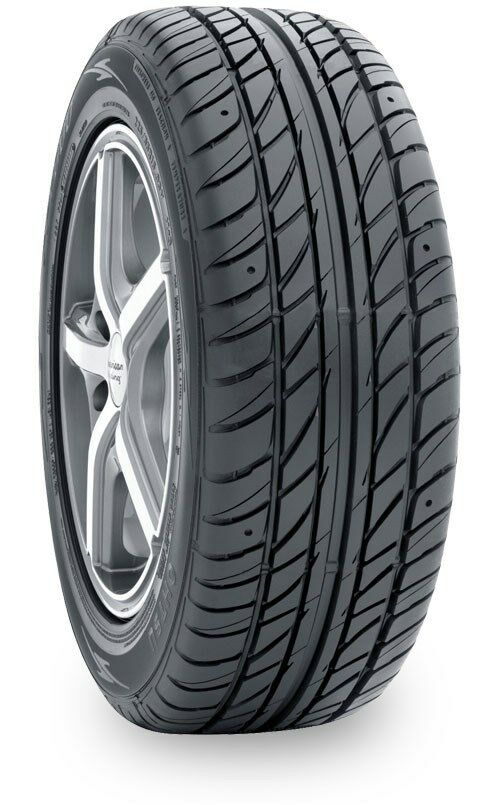 4 new 225 55r17 ohtsu by falken fp7000 all season tires. Black Bedroom Furniture Sets. Home Design Ideas