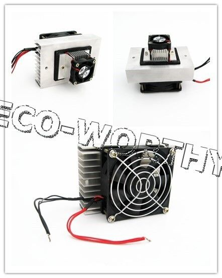 how to make 12v air conditioner