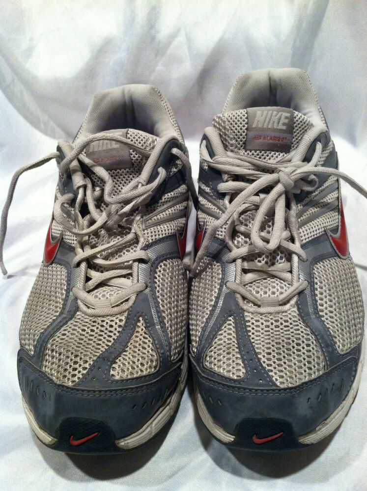 EXCELLENT WOMENS NIKE RUNNING SHOES FULL LENGTH NIKE AIR  SIZE  11 AIR ALARIS 2+