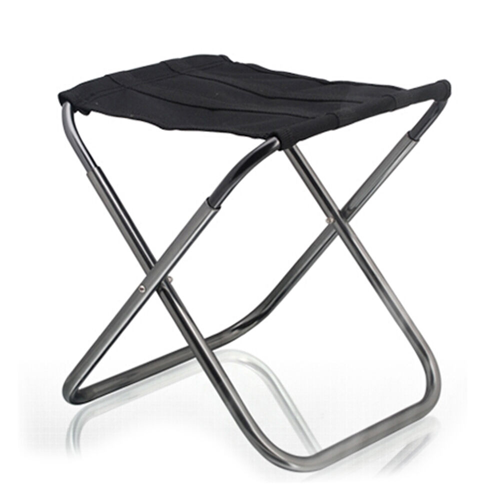 Portable Fishing Chair Seat Backpack Folding Chair Stool