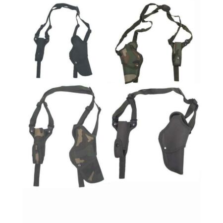 img-Pistol / revolver shoulder holster from MFH, choice of colours, Left and right