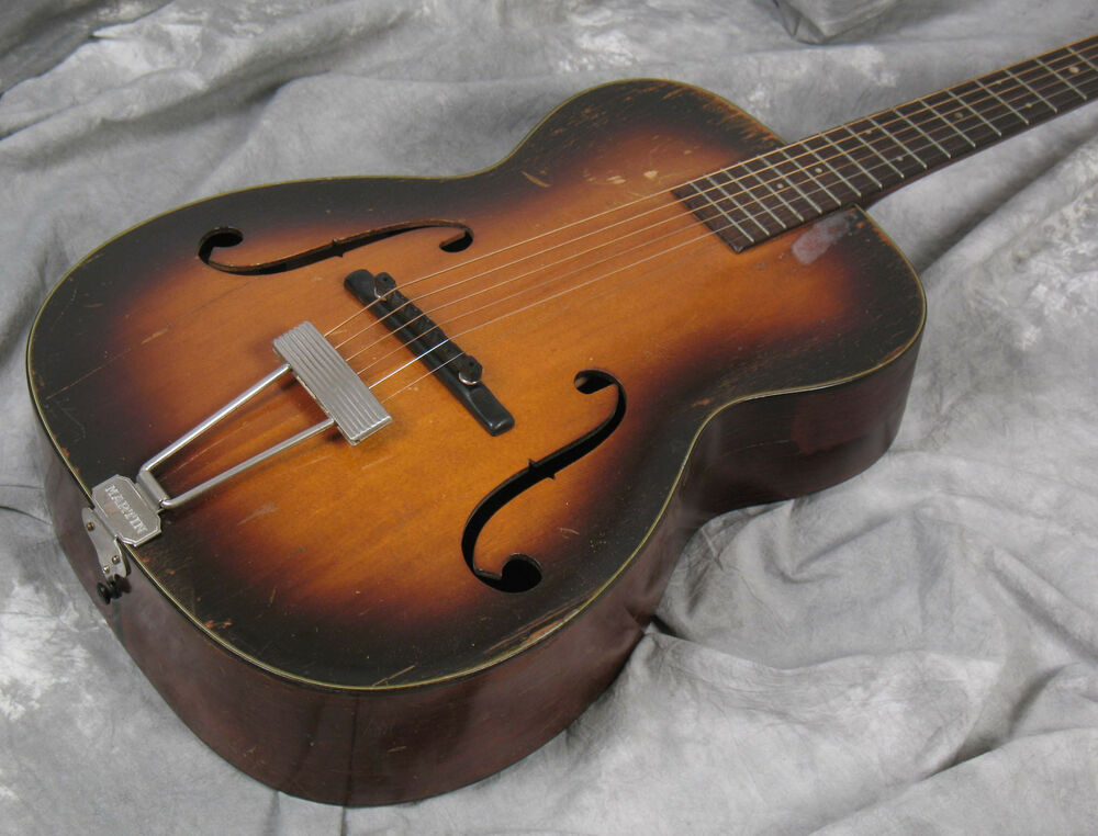 1937 martin r 18 pre war archtop players vintage acoustic guitar ebay. Black Bedroom Furniture Sets. Home Design Ideas