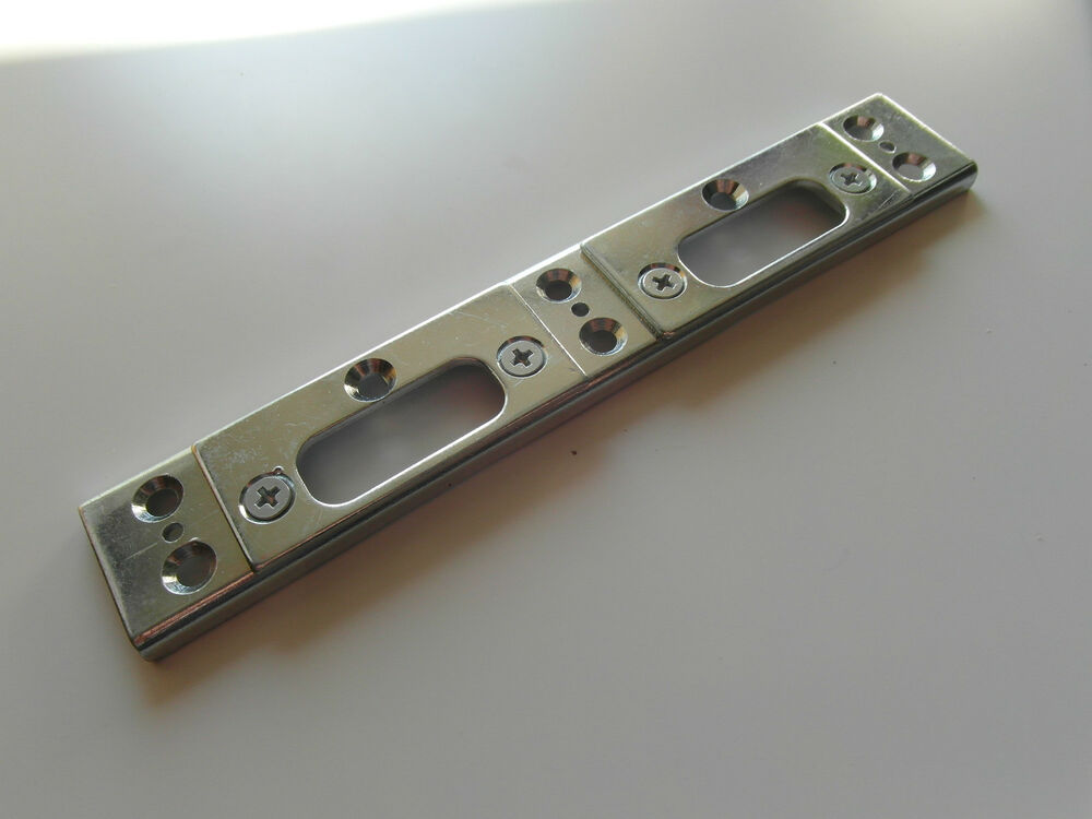 Lockmaster Securistyle Double Shootbolt Keep Plate For