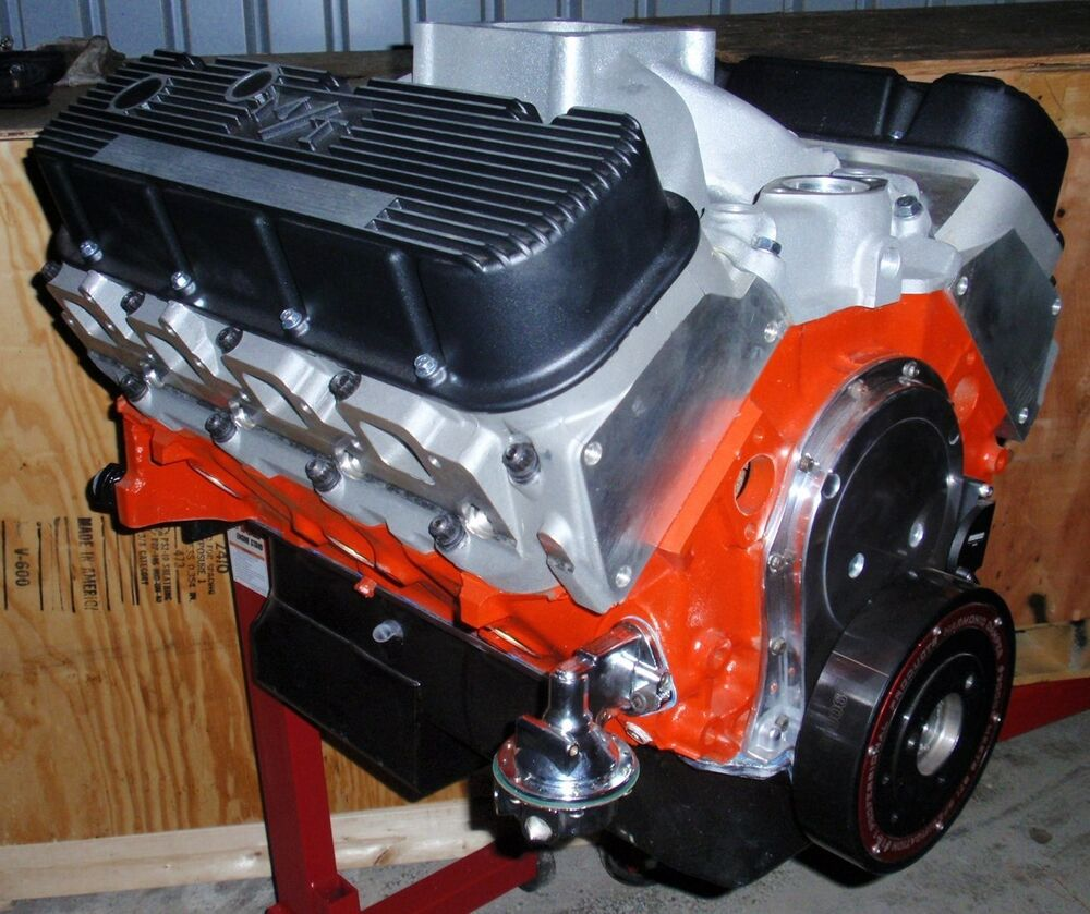 Chevy 454 Crate Engine Lookup Beforebuying