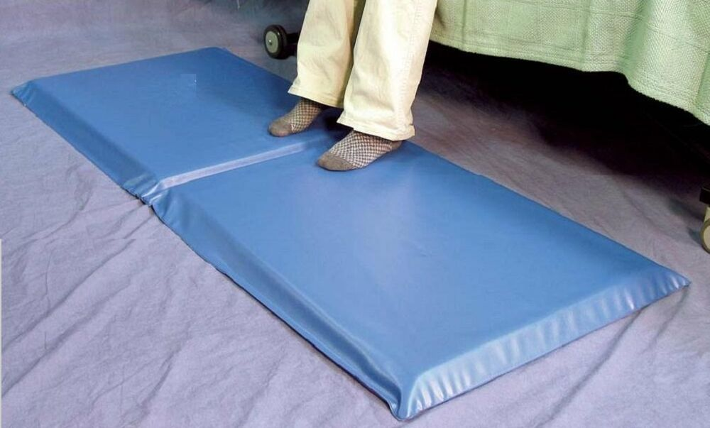 Bedside Foam Fall Pad Anti Trip Fall Prevention Safety