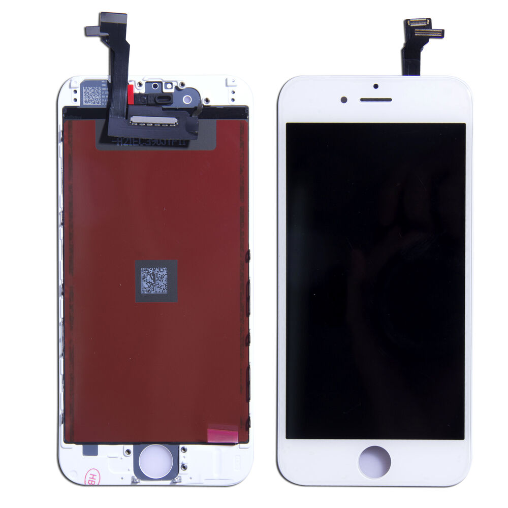 for iphone 6 4 7 lcd display touch screen digitizer assembly replacement white ebay. Black Bedroom Furniture Sets. Home Design Ideas