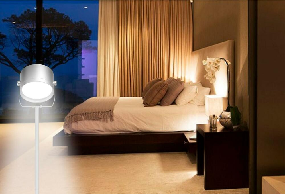 Adjutsable Minimalist Remote Control Warm White Living Room Bedroom Reading L