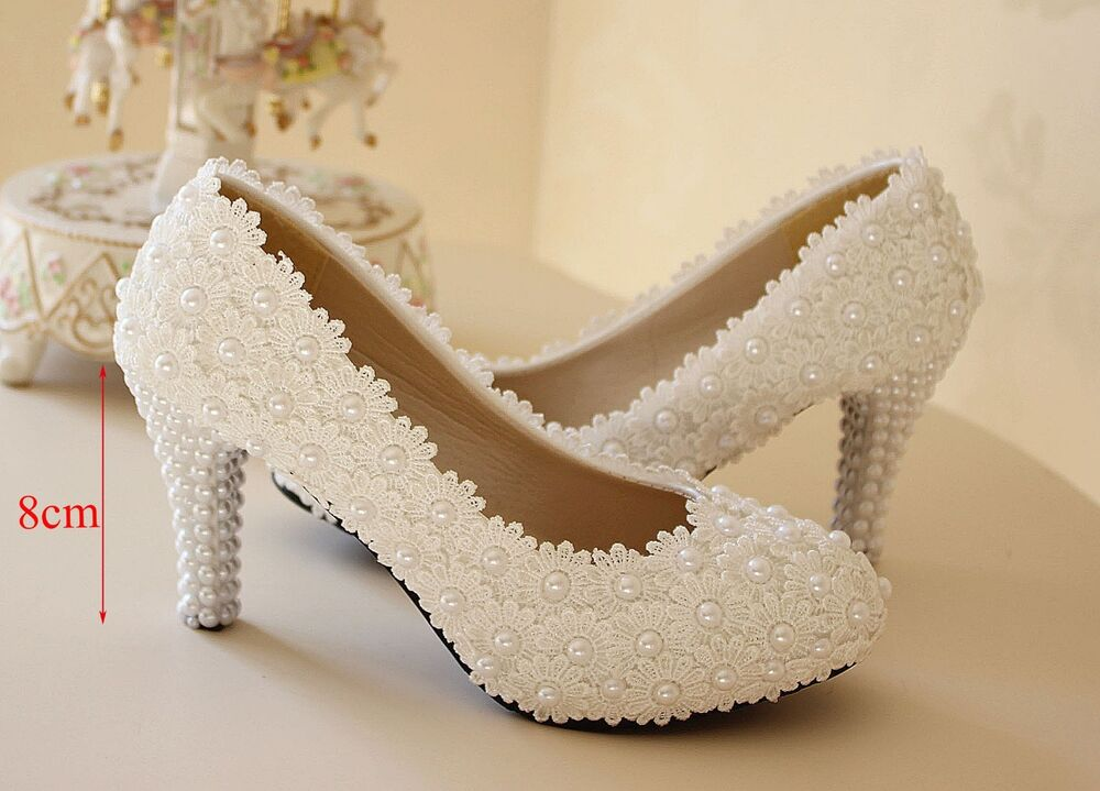 Ebay Flat Wedding Shoes