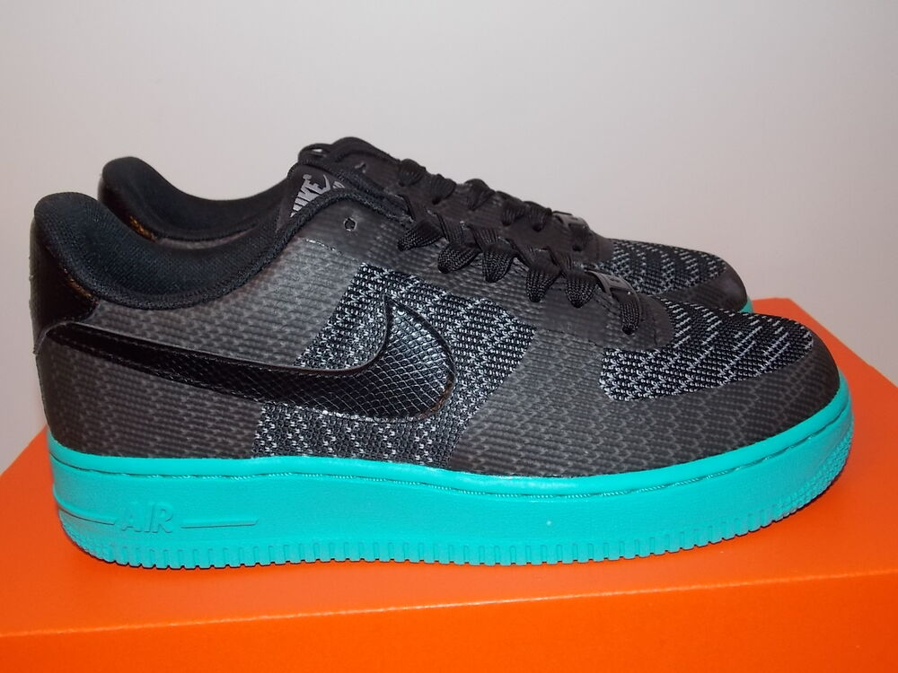 nike sample wmns air force 1 07 kjcrd black wolf grey blue