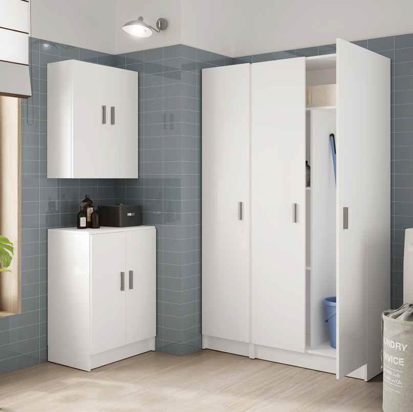 Ciara 3 tier open bookcase room divider display shelf unit - Estanterias para libros ikea ...