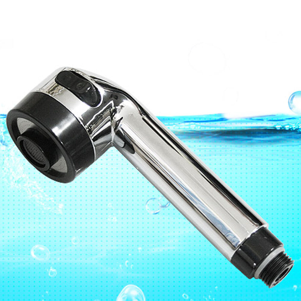 Kitchen Sink Mixer Faucet Laser Nozzle Water Saving Replace PullOut ...