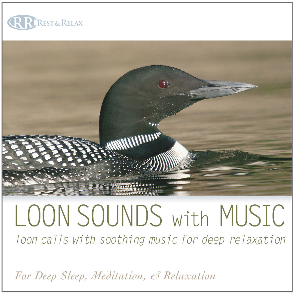 LOON SOUNDS With MUSIC CD: Loon Calls Soothing Music