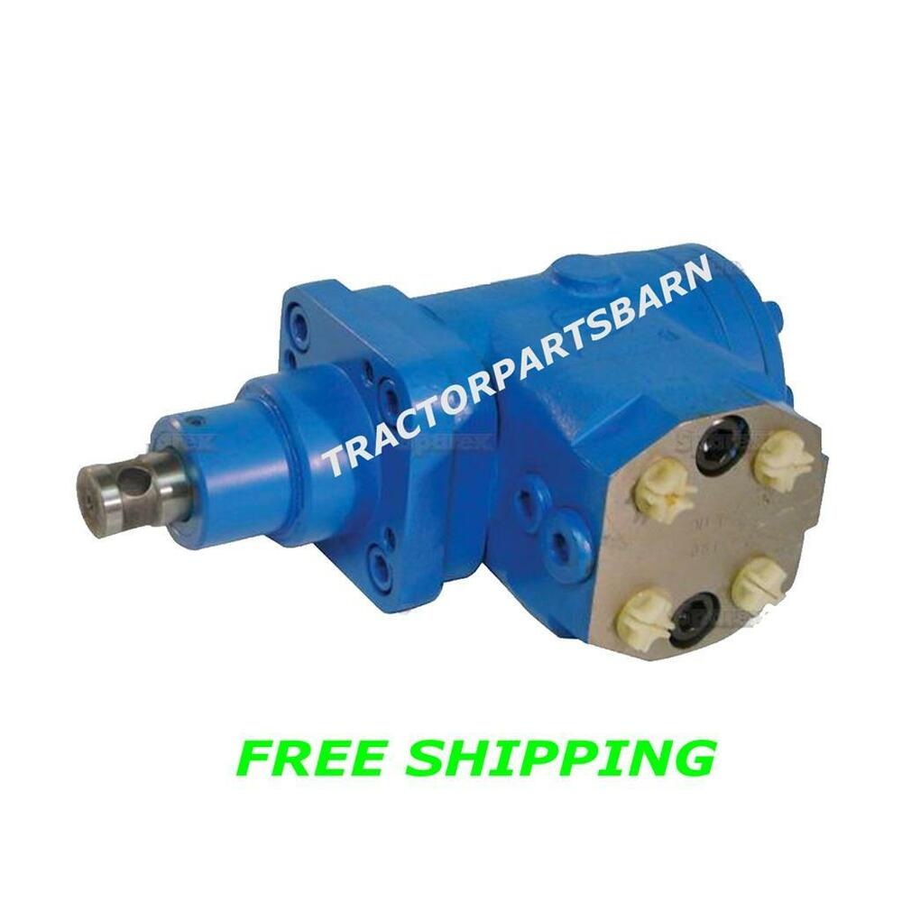 Ford 5900 Tractor Parts : Ford new holland power steering motor e nn a aa