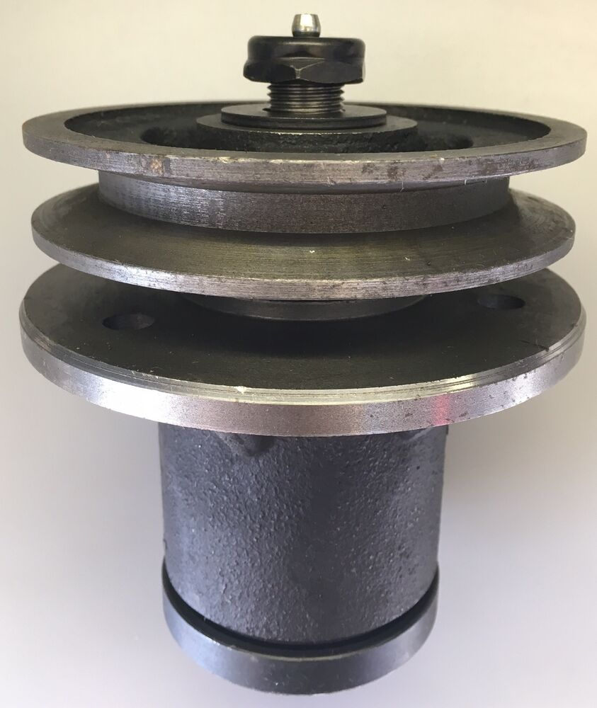 Finish Mower Spindle Assembly : King kutter spindle assembly oem quality free