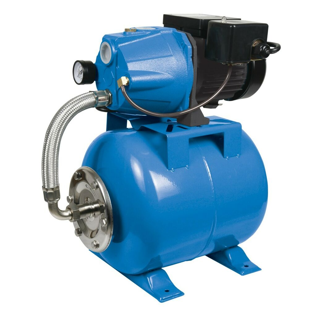New hp quot cast iron shallow well water jet pump ebay