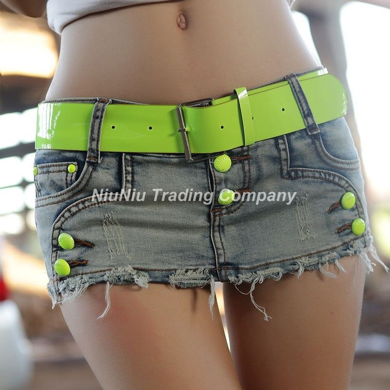 Luxury WomenLady Booty Denim Hot Pants Jeans Shorts Vintage Micro Mini Sexy