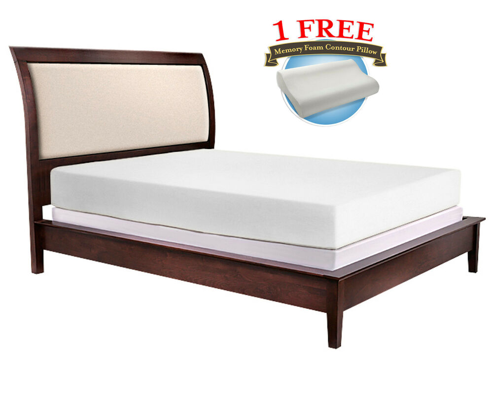 Inch Twin Xl Extra Long Memory Foam Mattress Traditional Or