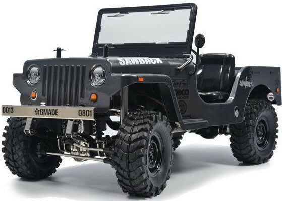 rc truck body shell 1 10 sawback crawler jeep wrangler willys jeep painted ebay. Black Bedroom Furniture Sets. Home Design Ideas