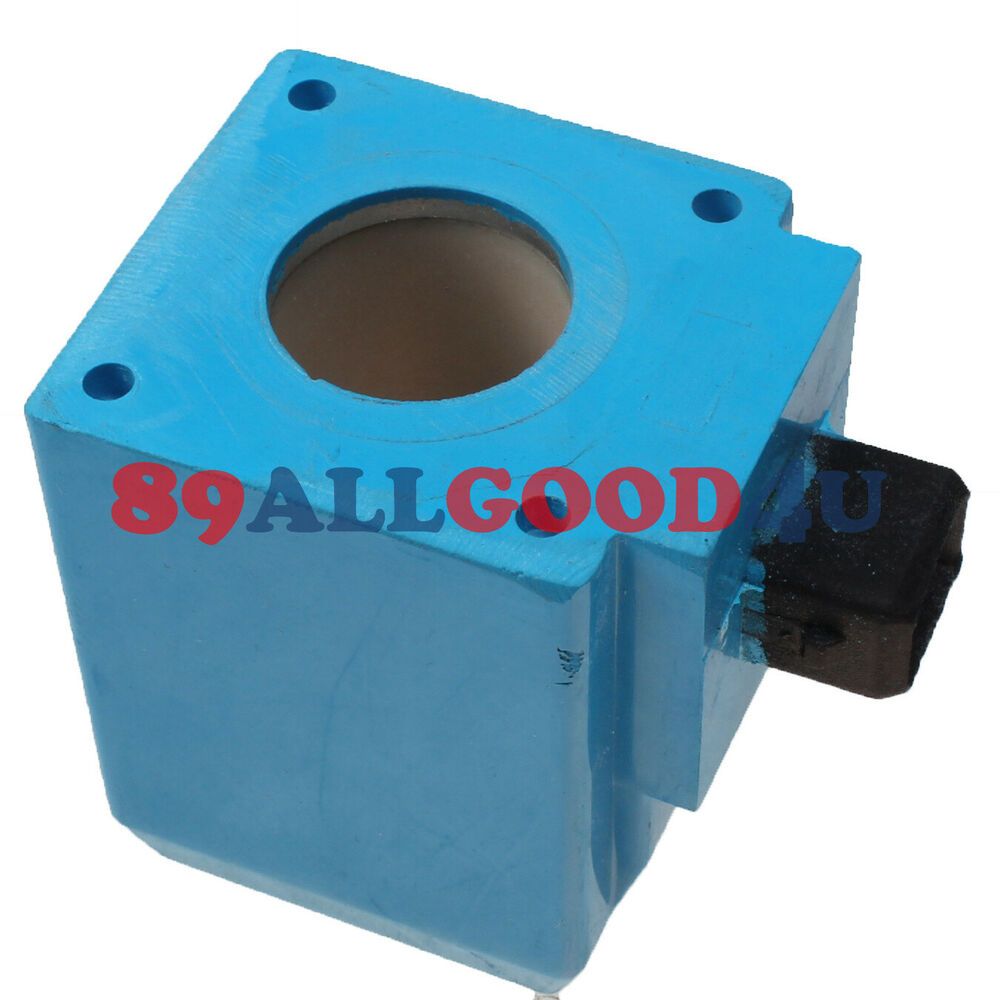 Solenoid Coil 02  124661 For Eaton Vickers Solenoid 12v 30w
