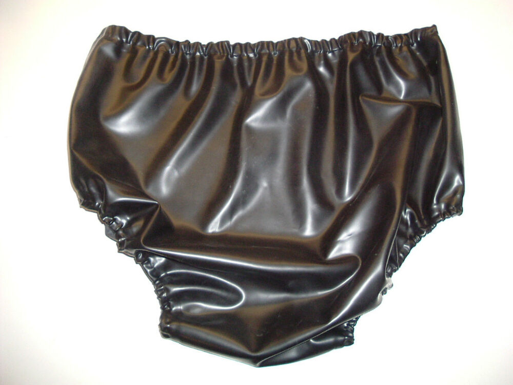 Adult Baby Rubber Pants 4
