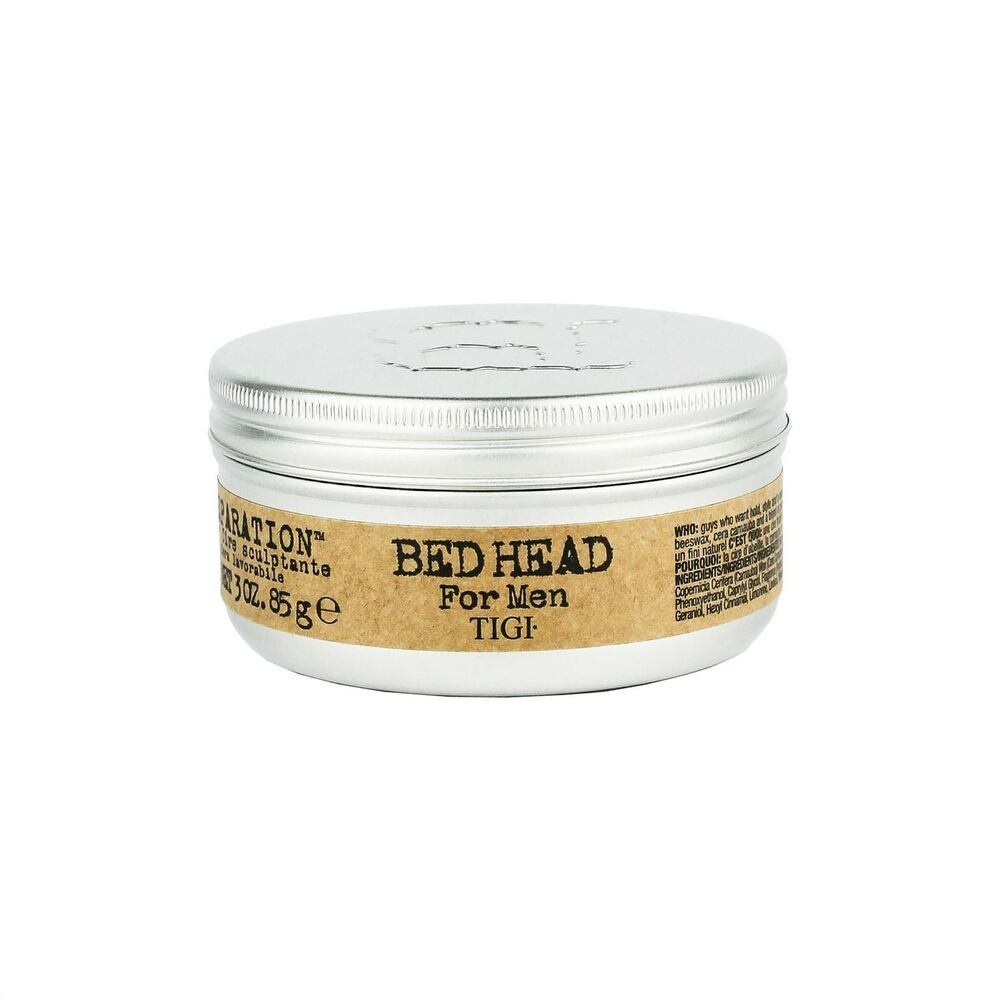 tigi bed head for men matte separation workable wax 85g ebay. Black Bedroom Furniture Sets. Home Design Ideas