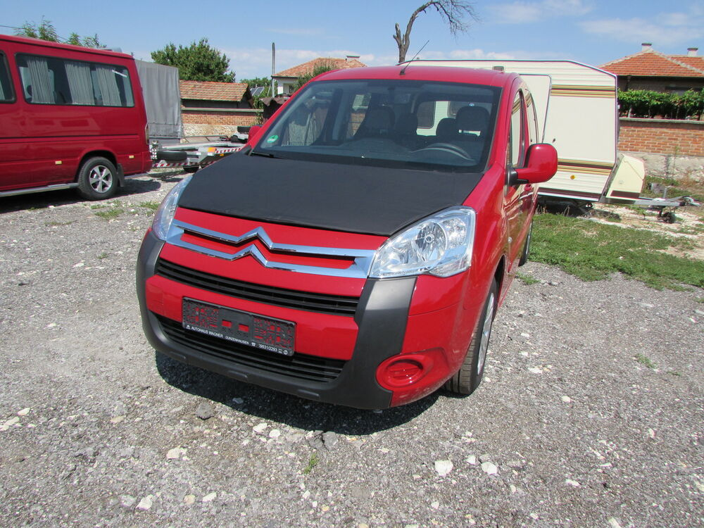 bonnet cover bra for peugeot partner tepee citroen berlingo 2008 2015 ebay. Black Bedroom Furniture Sets. Home Design Ideas