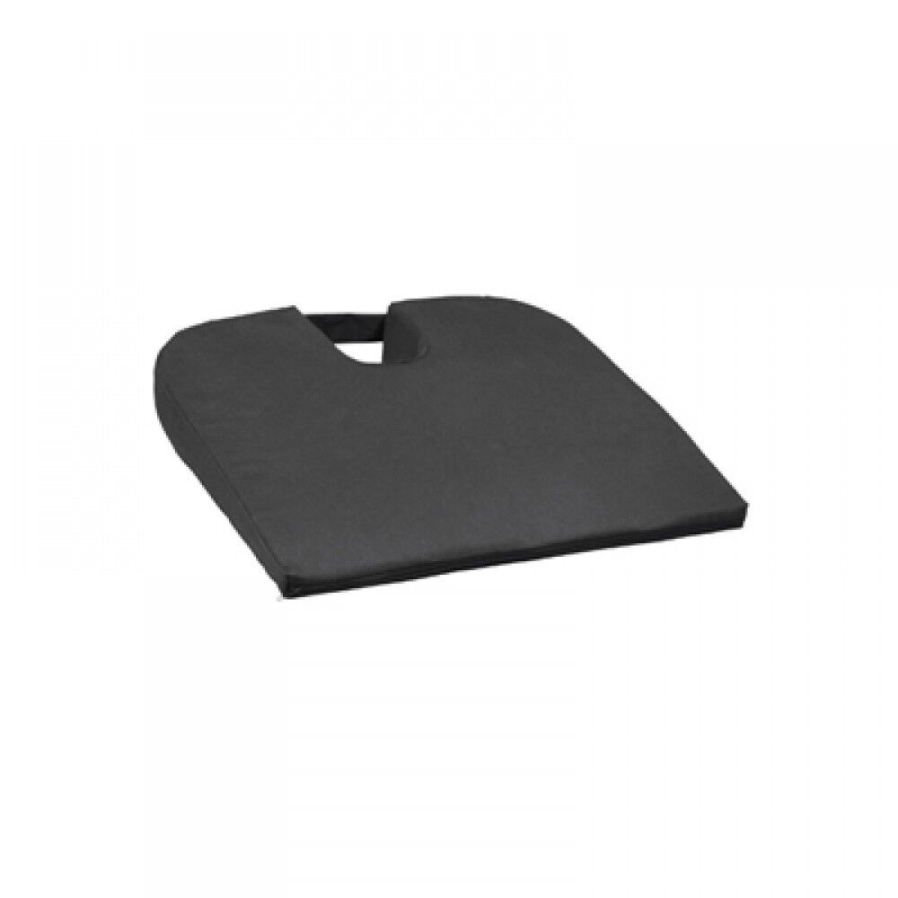 Coccyx Wedge Orthopaedic Seat Cushion Pain Relief Solution