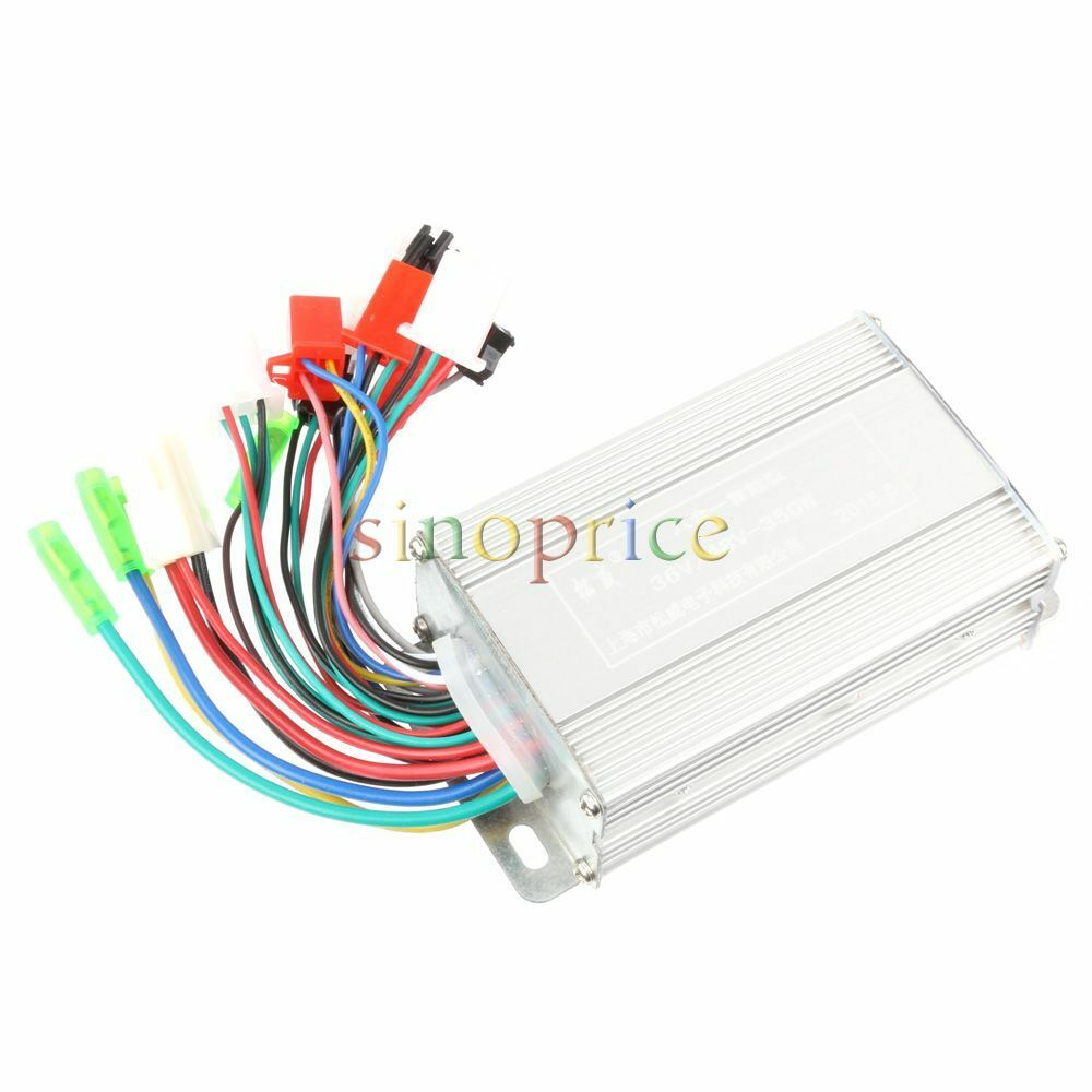 8 in 1 electric bike scooter brushless motor speed for 36v dc motor controller