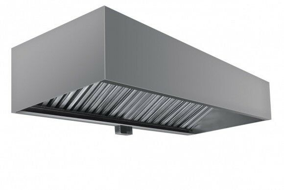 Commercial Vent Hoods For Restaurants ~ Box style commercial exhaust hood quot h ebay