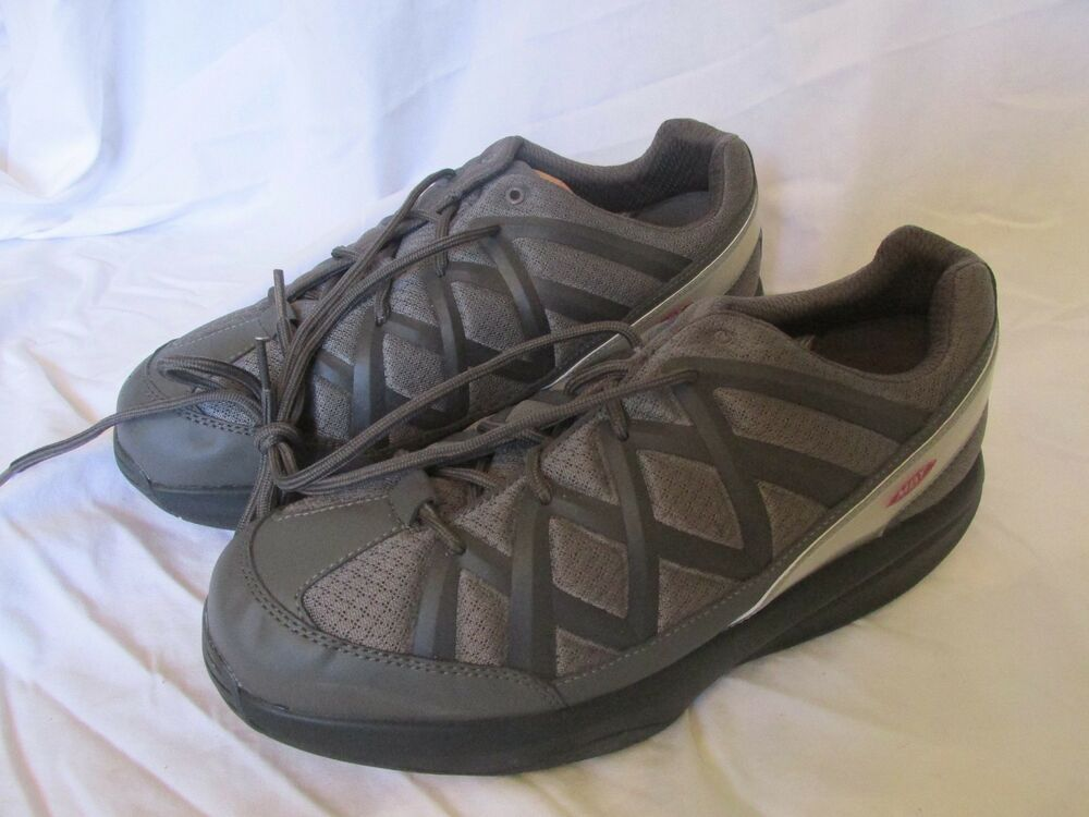 f2c28f059987 Details about New Mens Masai Barefoot Technology MBT Sport 2 Walking Toning  Shoes 10-10.5 Gray