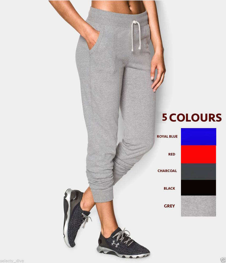 Womens Joggers Trousers Ladies Tracksuit Bottoms Jogging ...