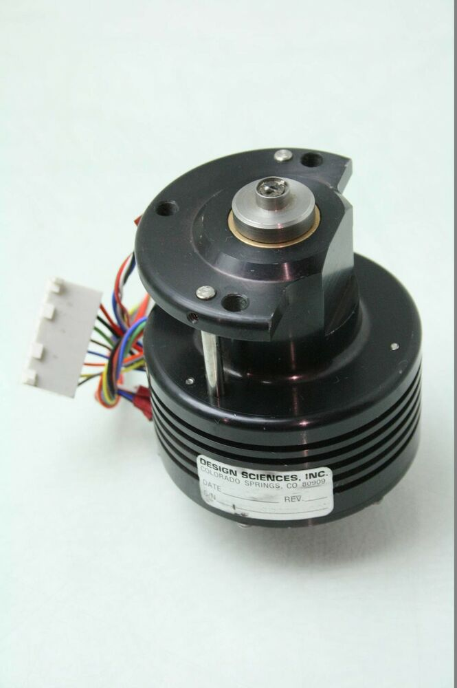 design sciences high speed ccw servo motor ebay ForHigh Speed Servo Motor
