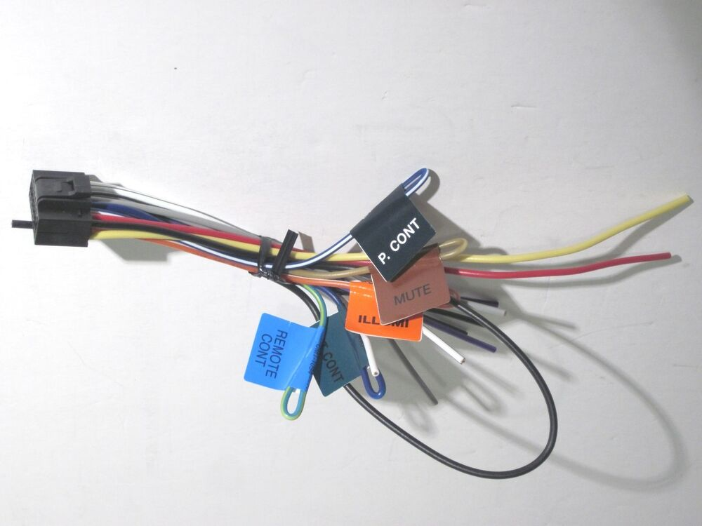 2010 kenwood wiring harness diagram original kenwood ddx419 wire harness oem a1 | ebay kenwood wiring harness images photos #11