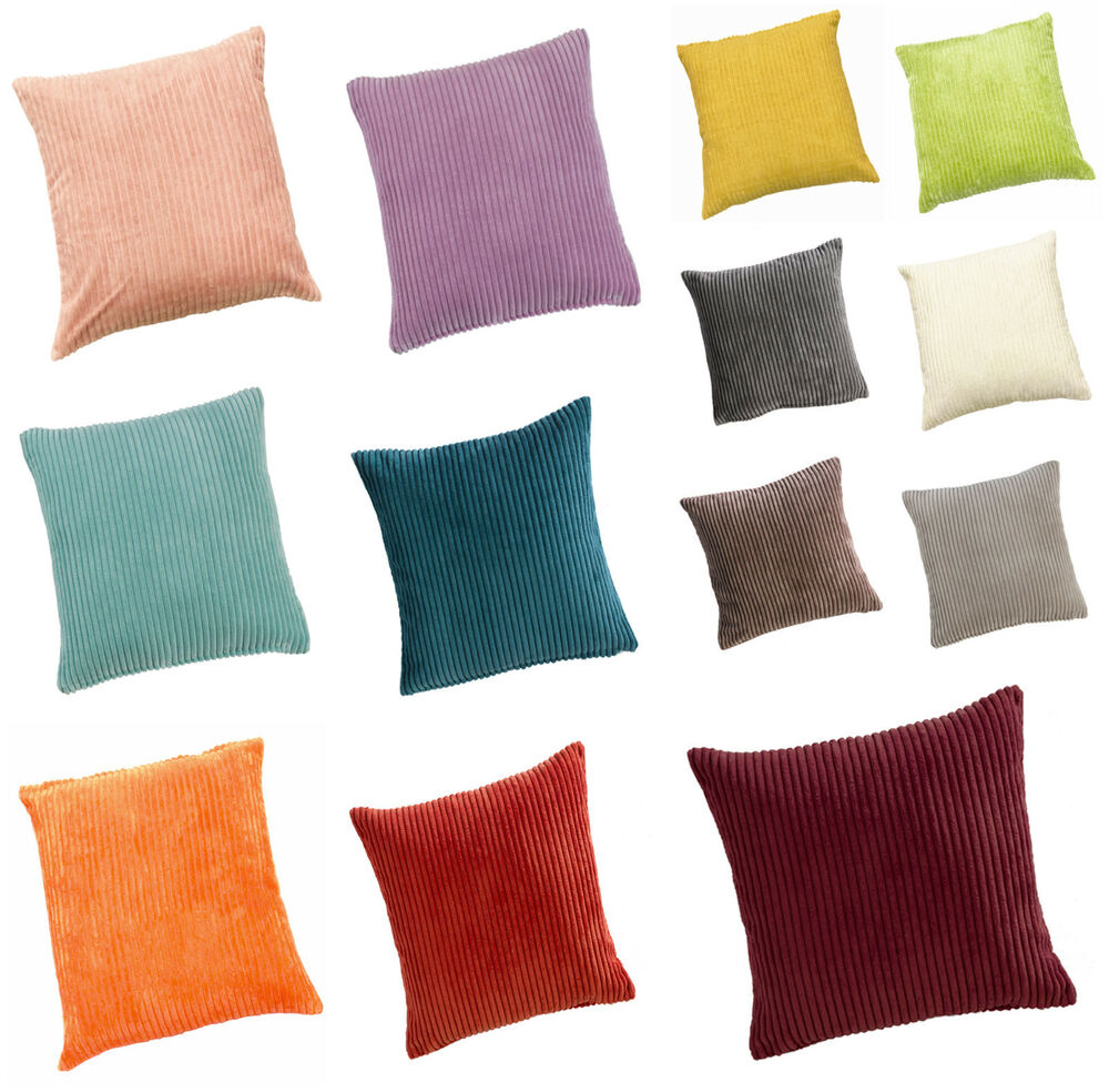 Cushions can work wonders. They add so much softness and comfort, while the colors and patterns add atmosphere and your personal style. Getting new cushions or covers is such a quick, affordable way to freshen up a room that you can do it whenever you feel like a change.