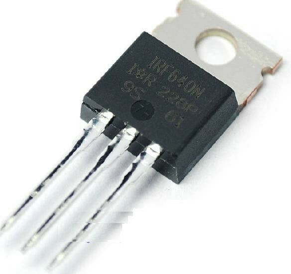 20PCS New IRF640 IRF640N Power MOSFET 18A 200V TO-220 IR ...
