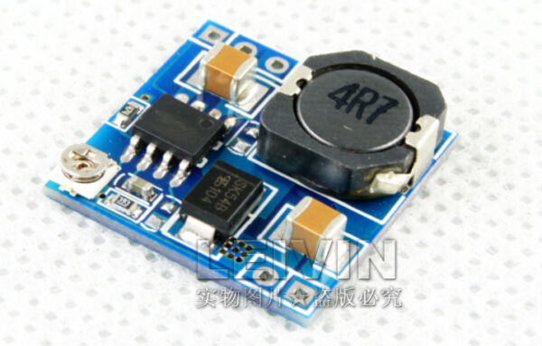 5PCS DC-DC Buck Converter Step Down Module Power Supply For aeromodelling NEW