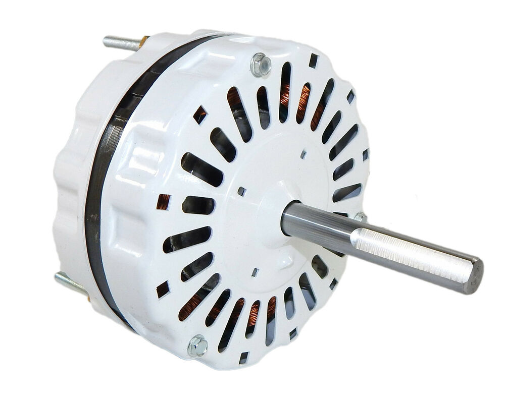 Attic Fan Motor : Broan attic fan  replacement motor