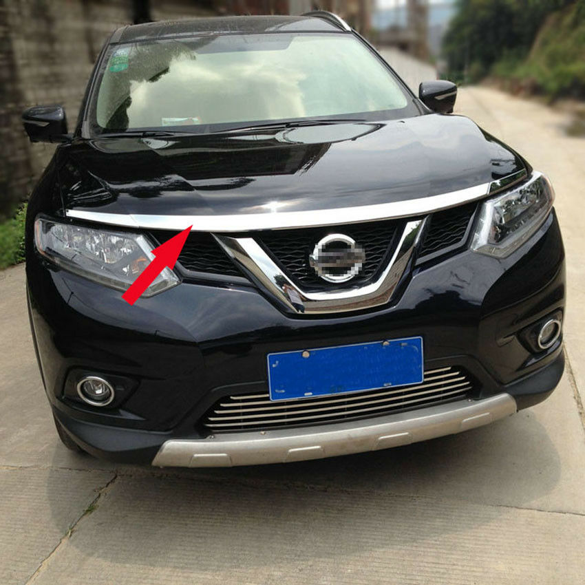 2017 Nissan Murano Exterior: For Nissan X-Trail Rogue 2014 2015 2016 2017 ABS Hood