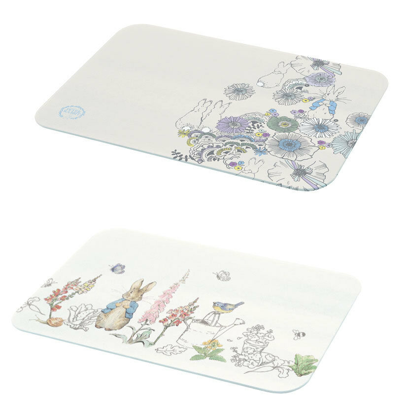 new peter rabbit glass worktop chopping board kitchen. Black Bedroom Furniture Sets. Home Design Ideas