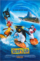 SURF'S UP MOVIE POSTER FINAL ANIMATION SURFING FLICK
