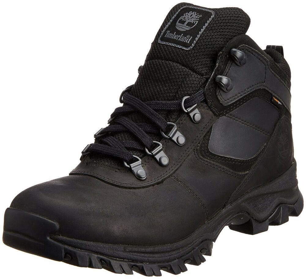 Men S Timberland Mt Maddsen Mid Waterproof Hiking Boot