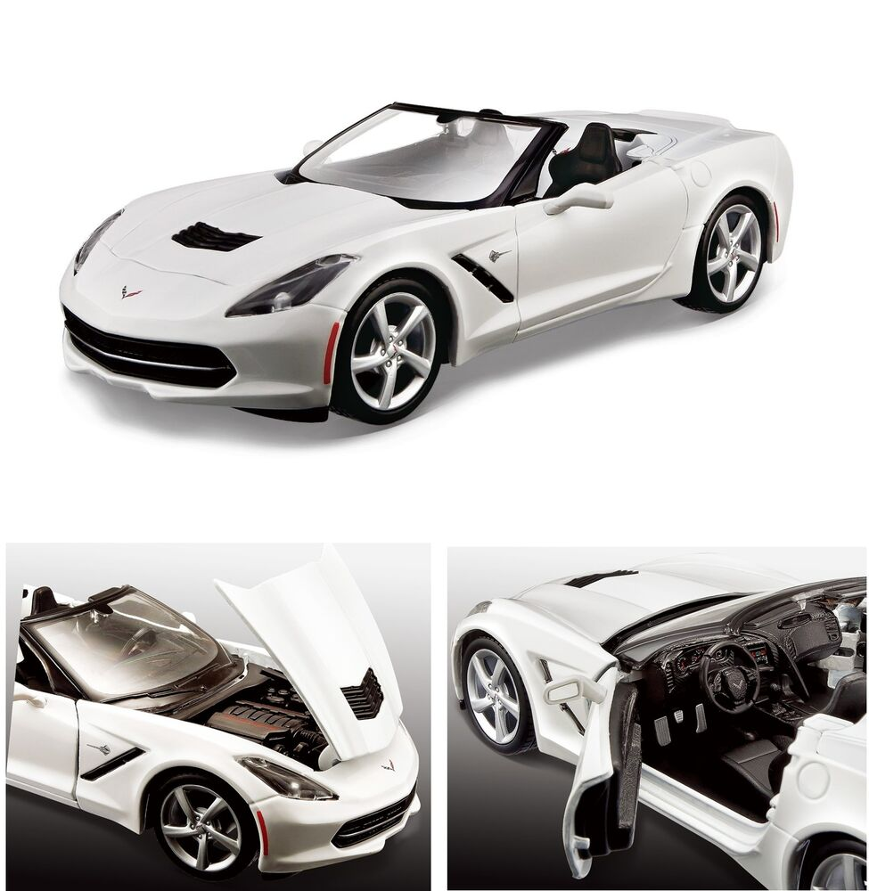 Maisto Diecast Model Cars Kit Scale Toy Vehicles Metal