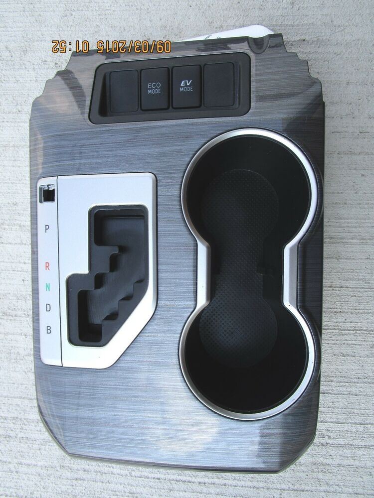 New Toyota Tacoma >> 12 - 14 TOYOTA CAMRY HYBRID LE XLE CENTER CONSOLE SHIFTER ...