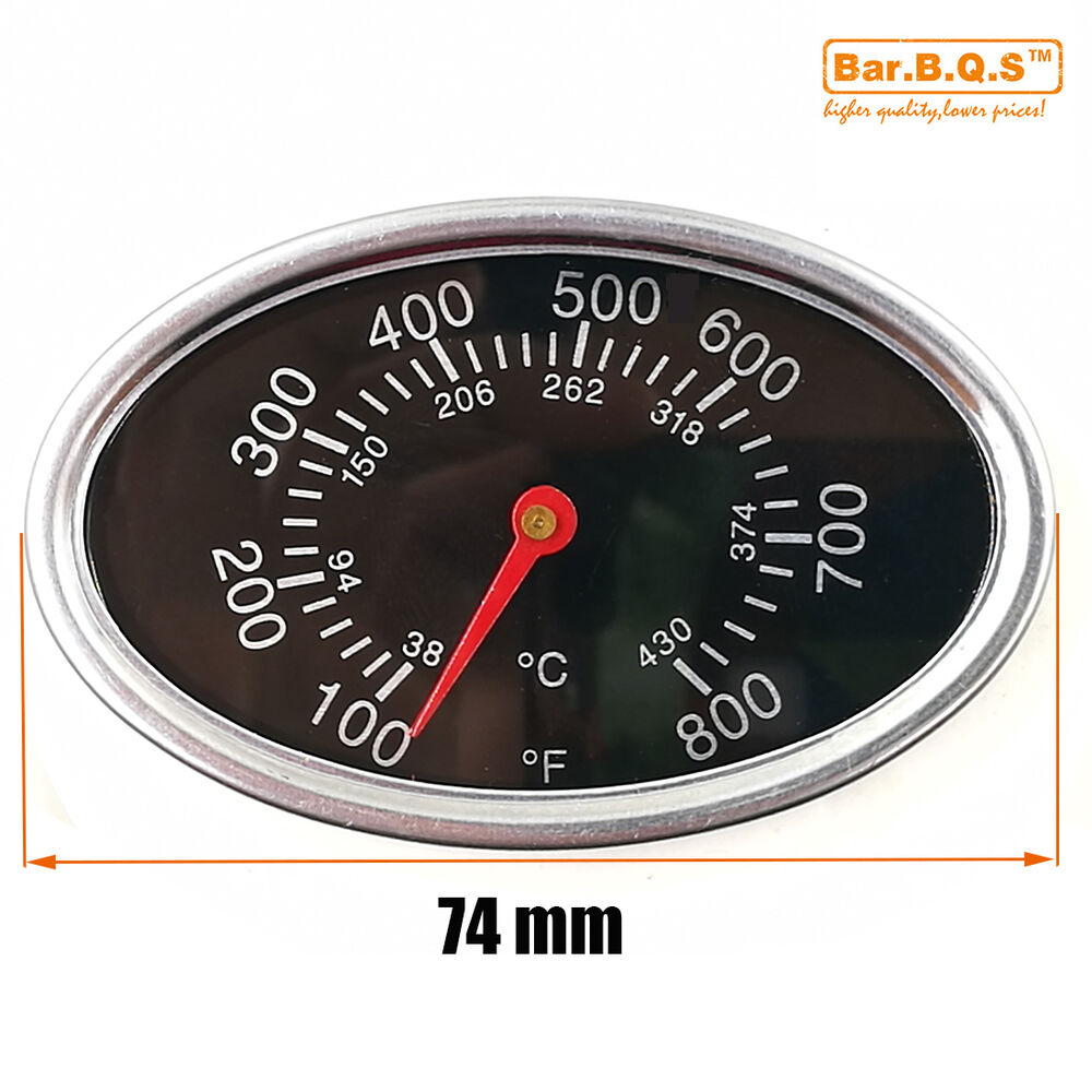 01t01 22549 bbq pit smoker grill thermometer gauge temp