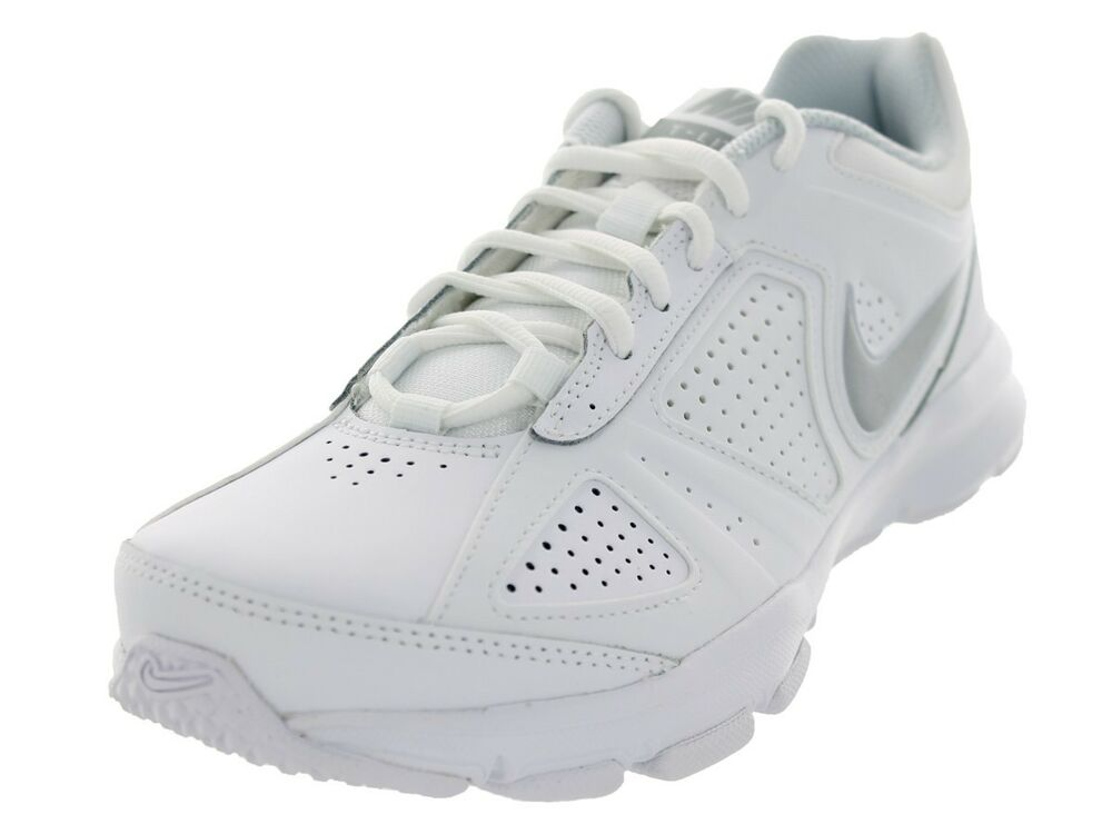 nike t lite xi women running training shoes white 616696. Black Bedroom Furniture Sets. Home Design Ideas